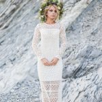 Rustic Wedding Dress \ Anna Skoblikova