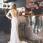 Элегантное свадебное плате от Anna Skoblikova