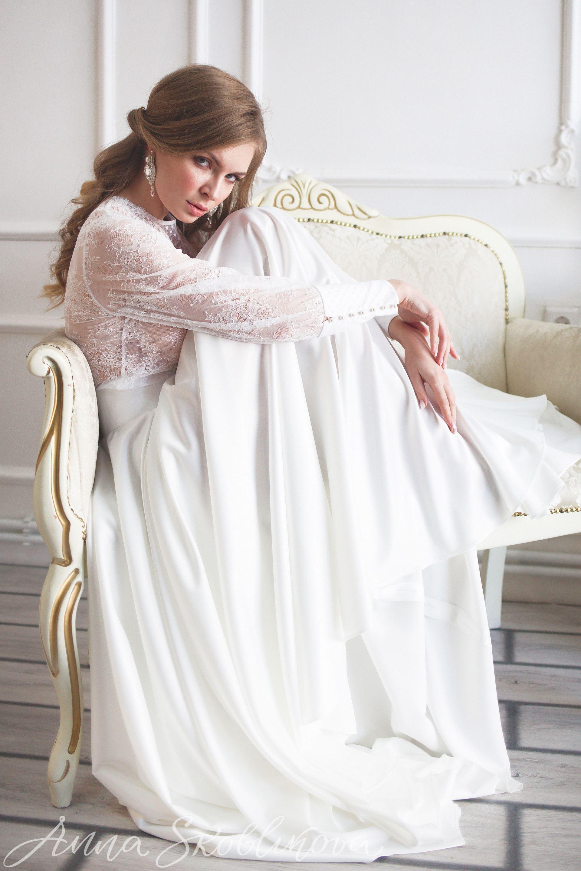 Two Piece Wedding Dress | Anna Skoblikova - Wedding Dresses ...