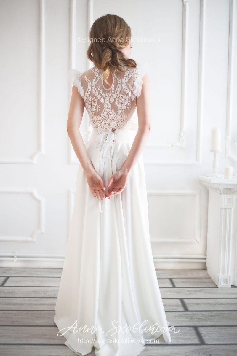 Свадебный комплект от Anna Skoblikova