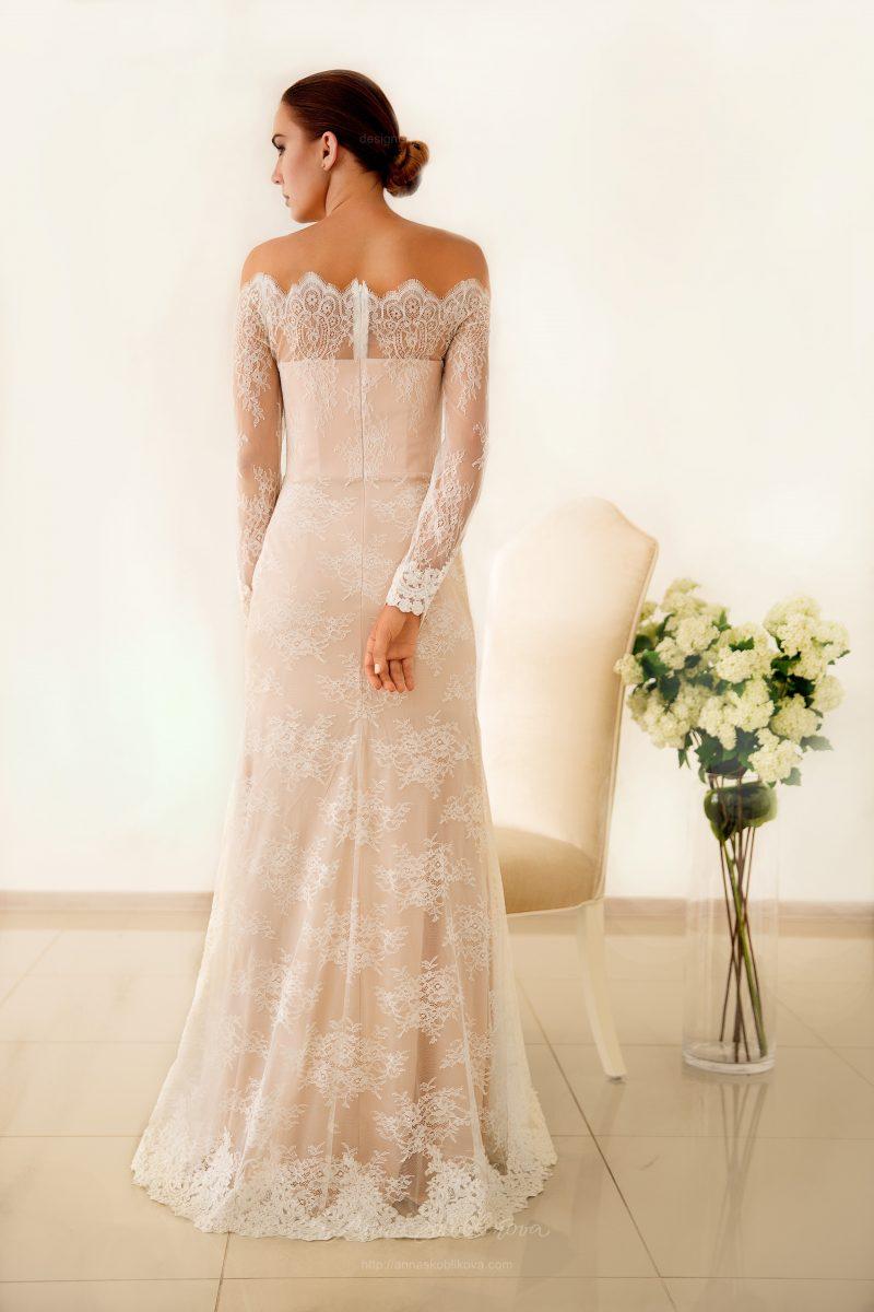 Royal Wedding dress by Anna Skoblikova