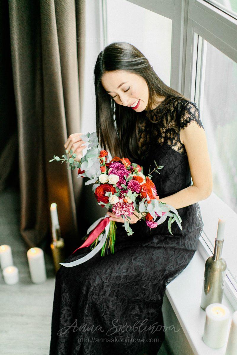Роскошное вечернее и свадебное платье от Anna Skoblikova