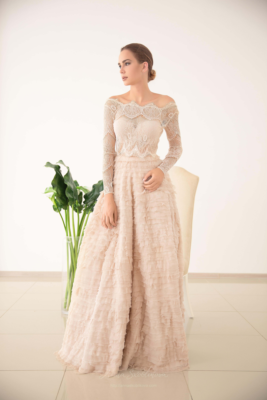 Luxurious natural silk Wedding skirt   Anna Skoblikova - Wedding ...
