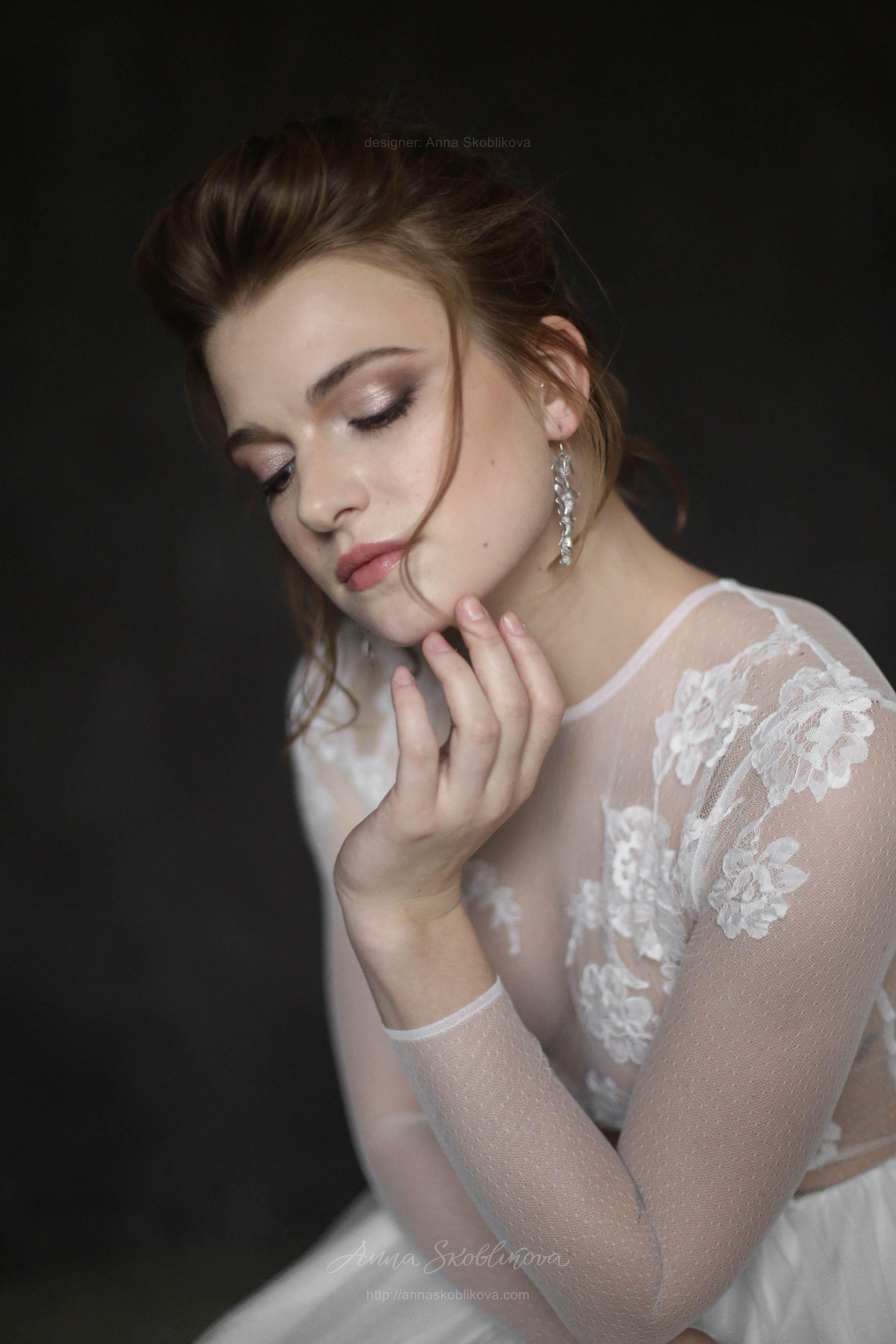 Свадебное платье вечернее платье