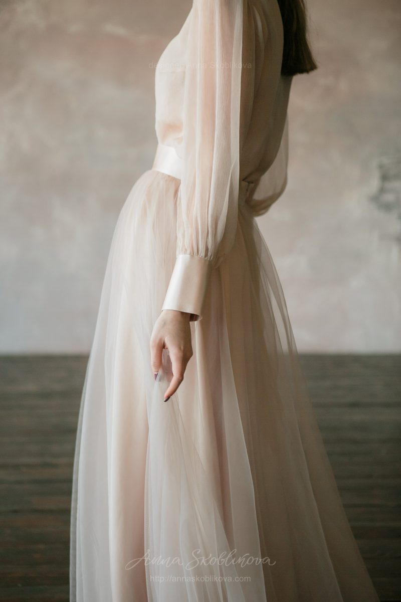 Mother of the bride dress by Anna Skoblikova