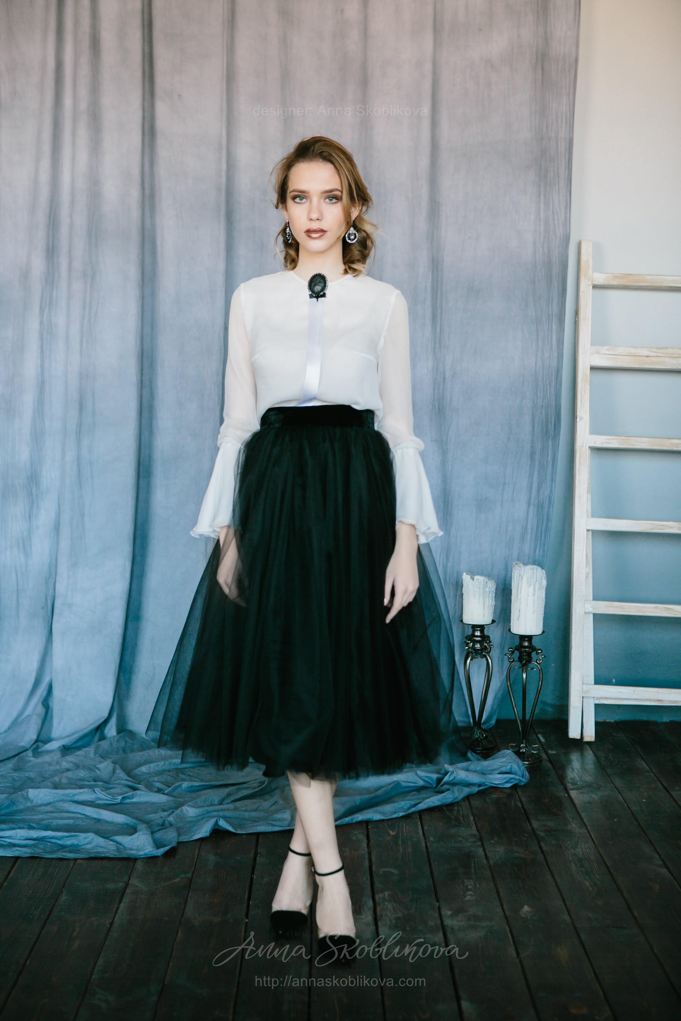 Black & white Wedding set | Anna Skoblikova - Wedding Dresses ...