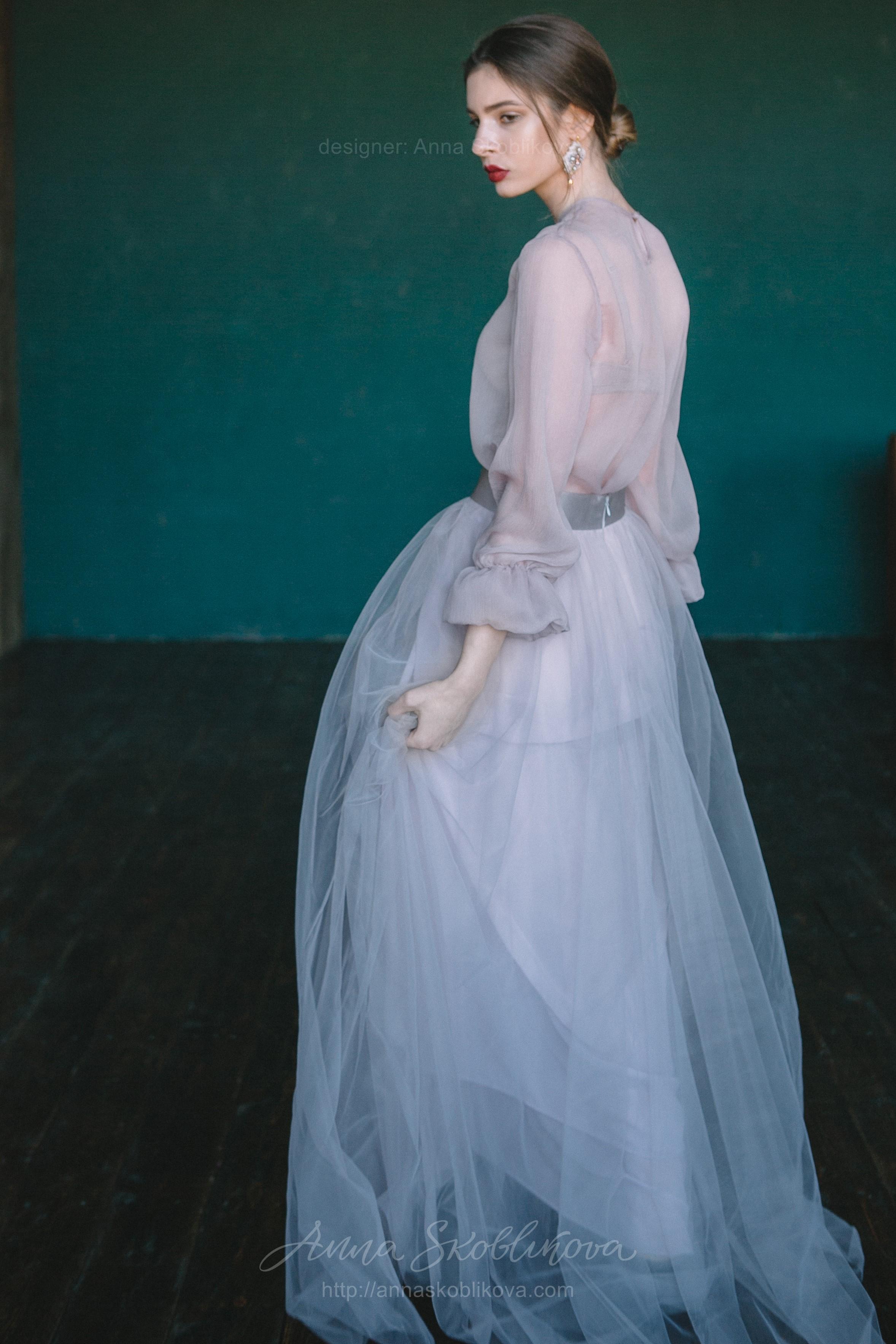 Wedding Set of compound-purple colure | Anna Skoblikova - Wedding ...