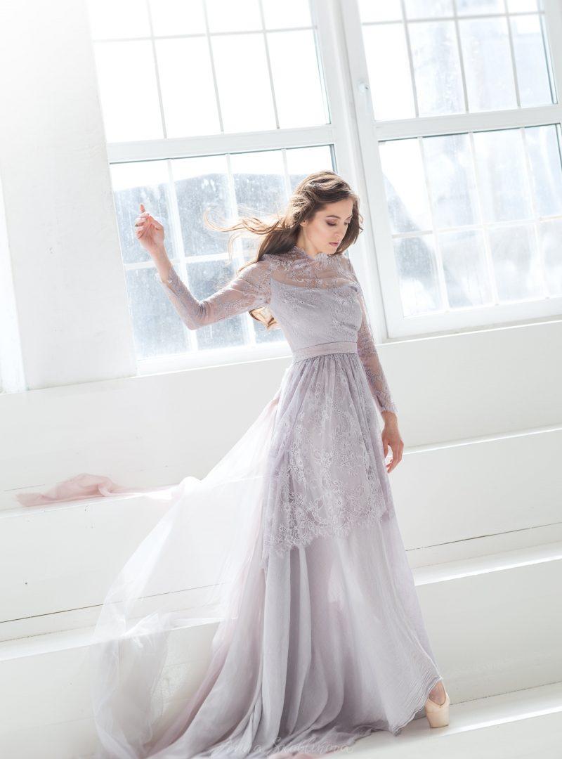 Свадебное платье в классическом стиле от Anna Skoblikova