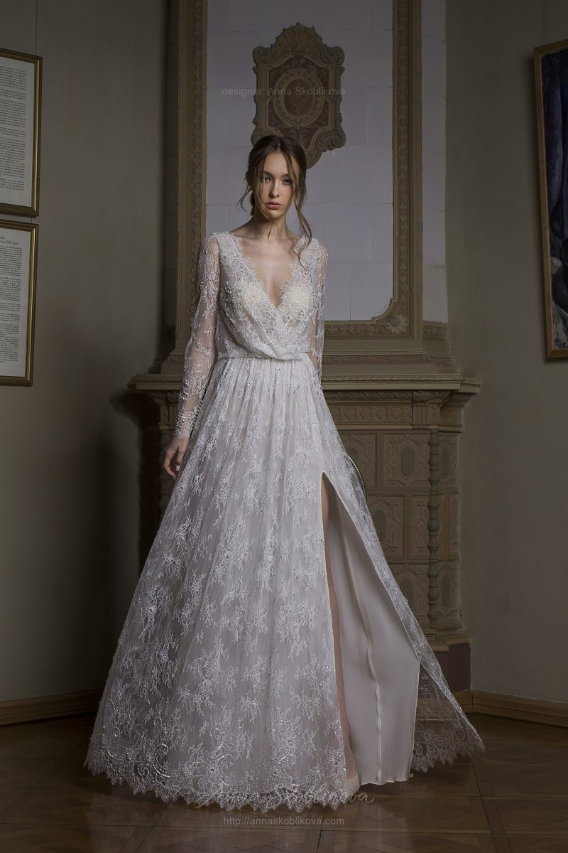 Wedding dress - Aimee \\ Anna Skoblikova