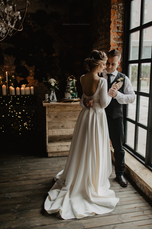 Pearl - Stunning author`s texture wedding dress   Anna Skoblikova ...
