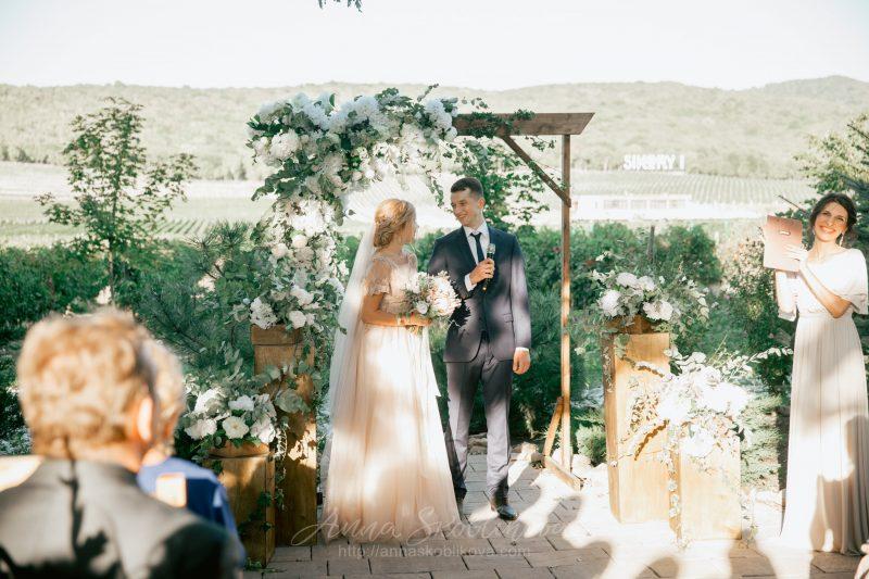 Свадебное платье по индивидуальной разработке - Anna Skoblikova