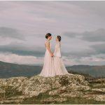 Charlene&Ginette Wedding \ Lace wedding dresses by Anna Skoblikova
