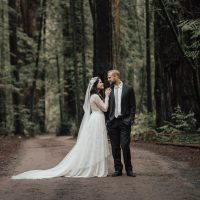 Conor & Keila – Northern California Redwood Elopement | Photography Meg`s Marvels