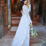 Ivory Lace Wedding Dress - Anna Skoblikova