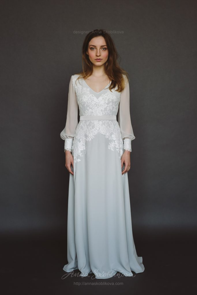 Bohemian Wedding Dress Malissa Boho Style Anna