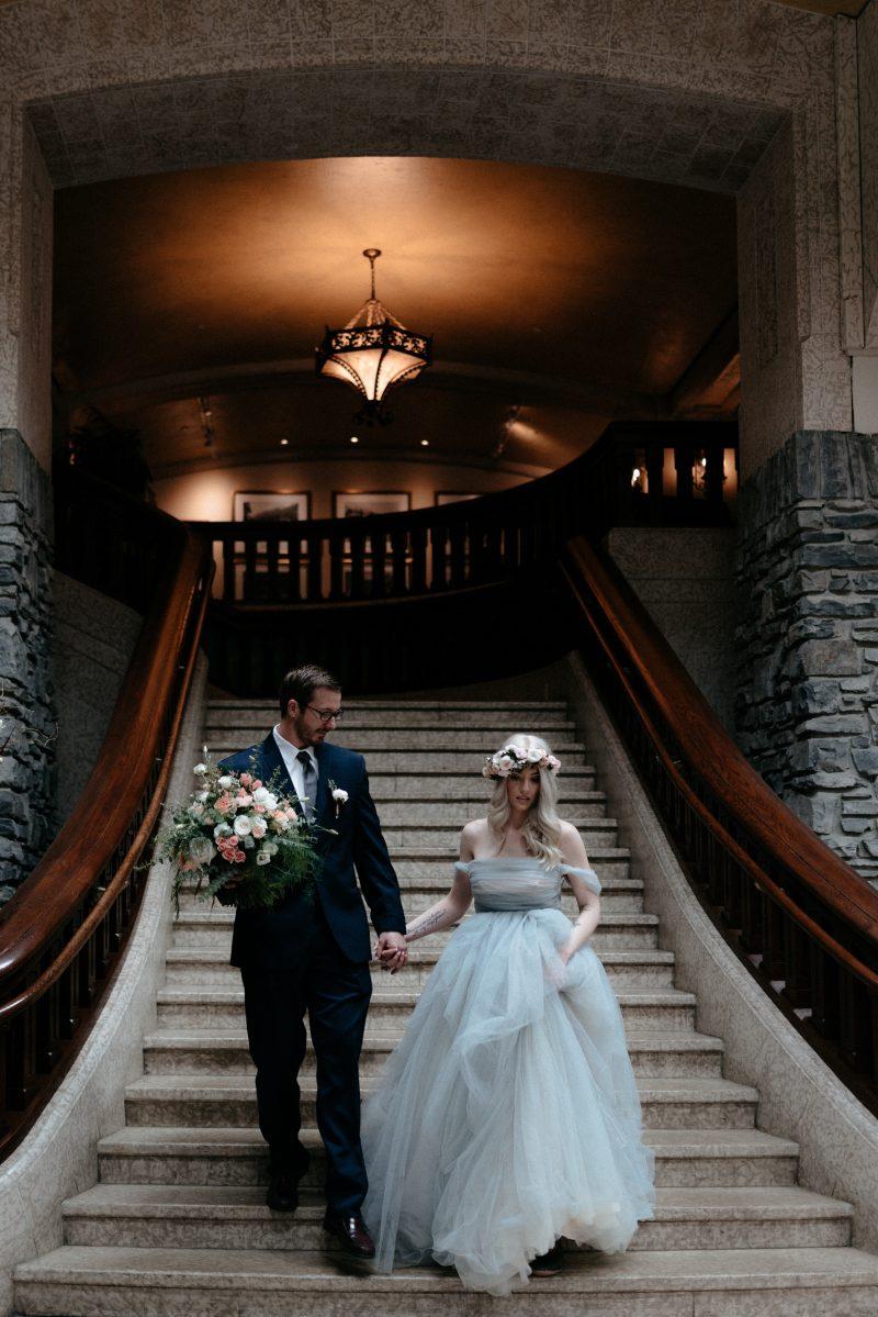 Tulle Wedding Dress - Anna Skoblikova