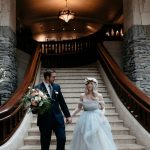 Liz + Kanan  Tulle wedding dress by Anna Skoblikova