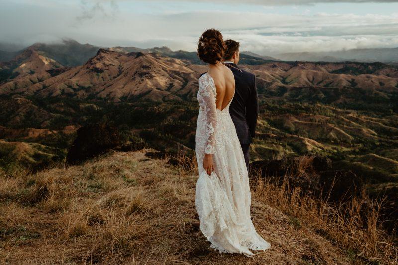 Backless wedding dress - Anna Skoblikova