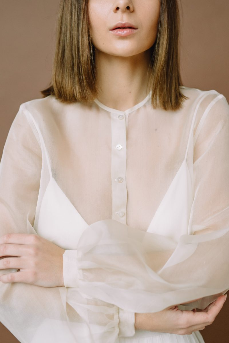 Alternative wedding dress - Olimpia