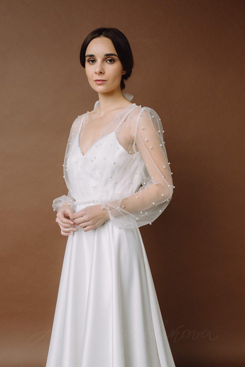 Романтическое свадебное платье - Alisa от Anna Skoblikova: Фото 1