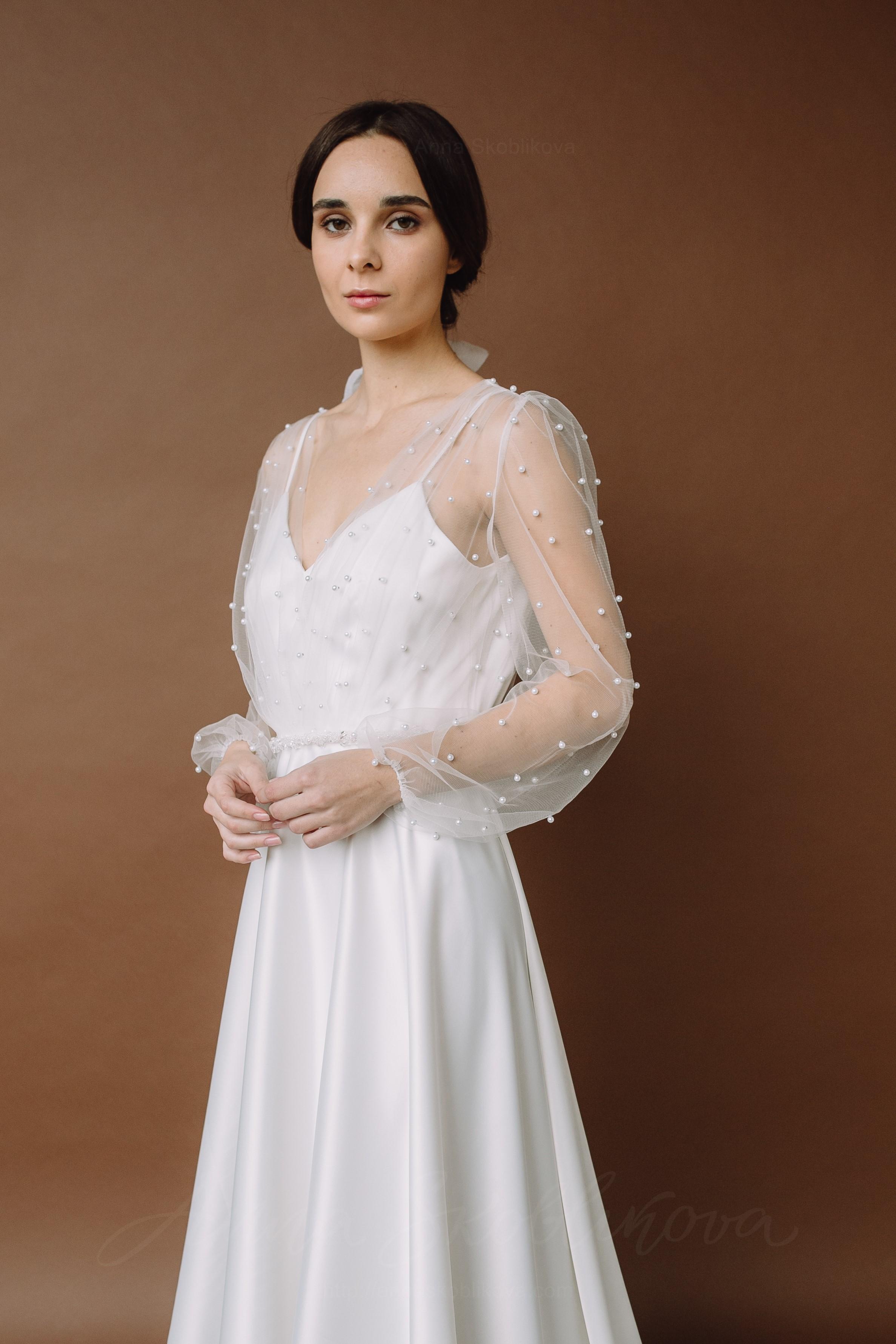 Romantic wedding dress - Alisa by Anna Skoblikova