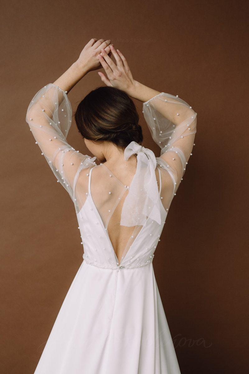 Романтическое свадебное платье - Alisa от Anna Skoblikova: Фото 6