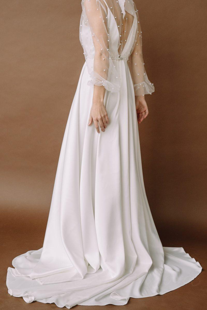 Романтическое свадебное платье - Alisa от Anna Skoblikova: Фото 2