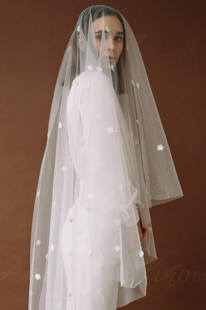 Свадебное платье рыбка - Basta by Anna Skoblikova: Фото 5