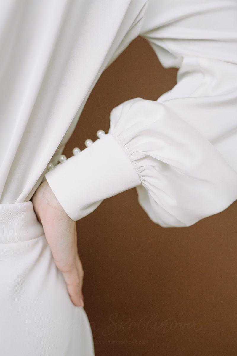 Свадебное платье рыбка - Basta by Anna Skoblikova: Фото 2
