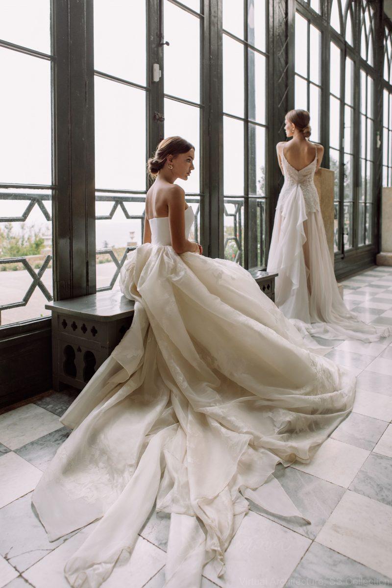 Organza wedding dress - Plantier | Anna Skoblikova | Photo 6