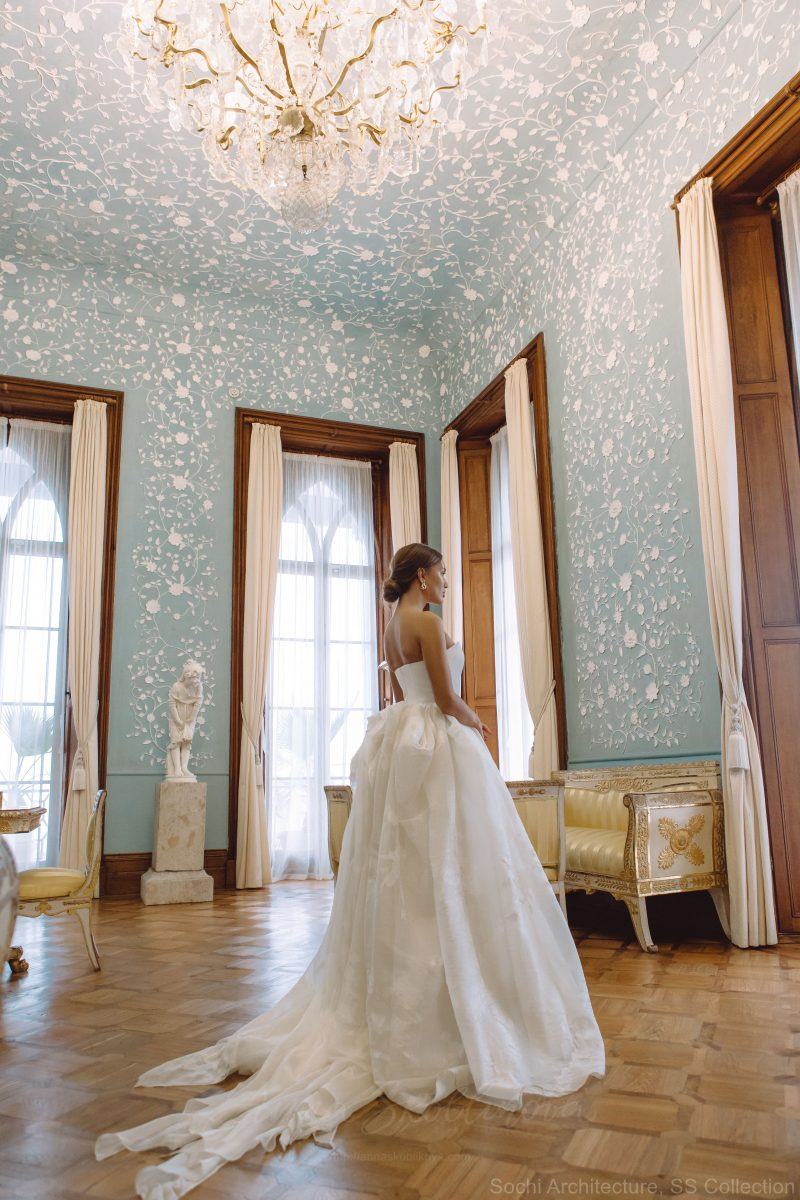 Organza wedding dress - Plantier | Anna Skoblikova | Photo 5