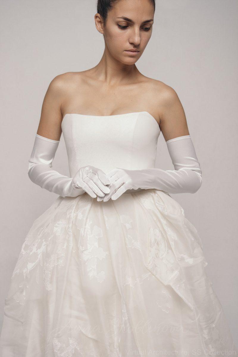 Organza wedding dress - Plantier | Anna Skoblikova | Photo 4