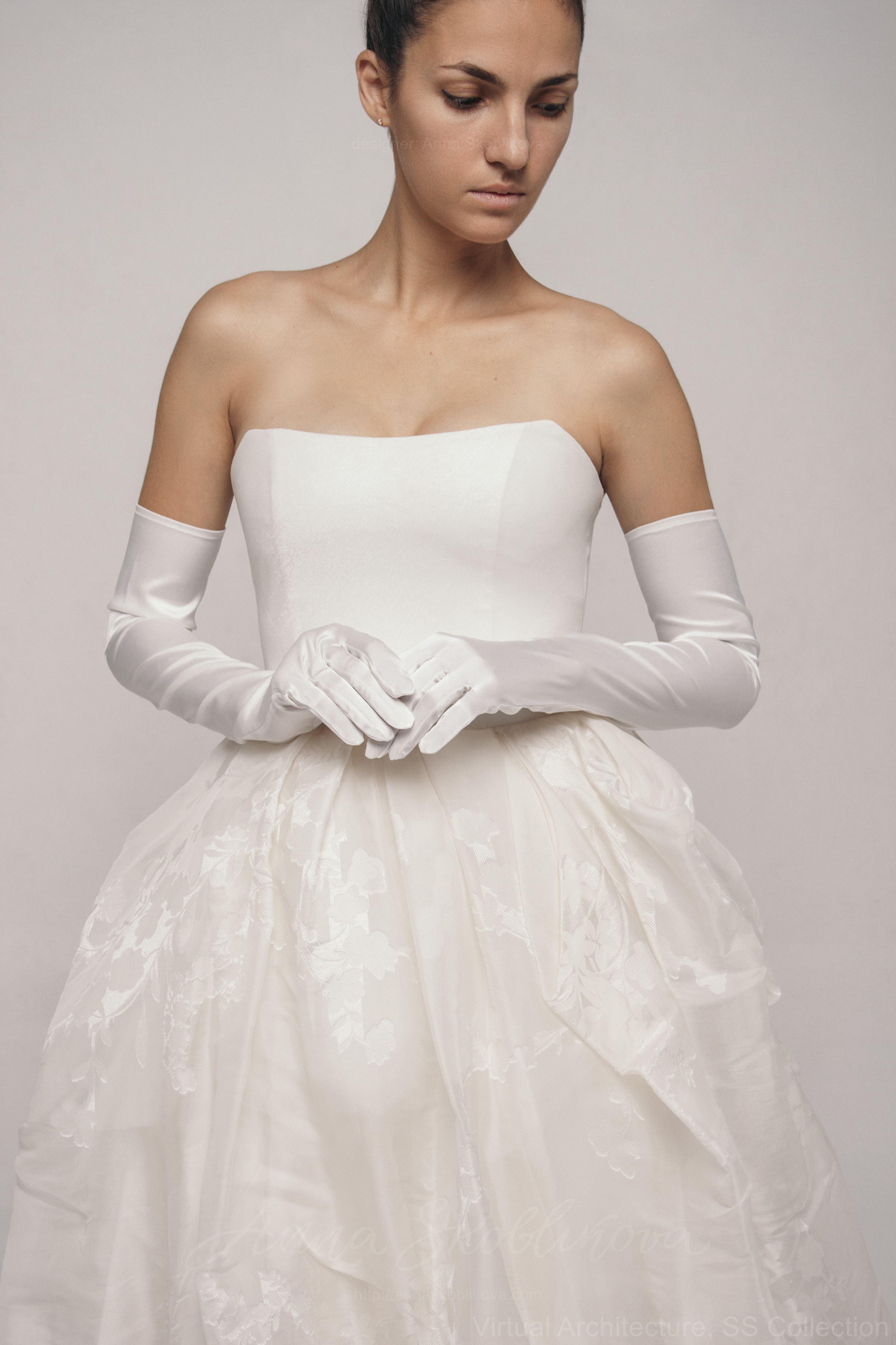 Свадебное платье из органзы - Plantier  Anna Skoblikova | Photo 1