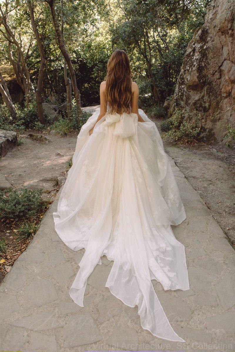 Organza wedding dress - Plantier | Anna Skoblikova | Photo 2