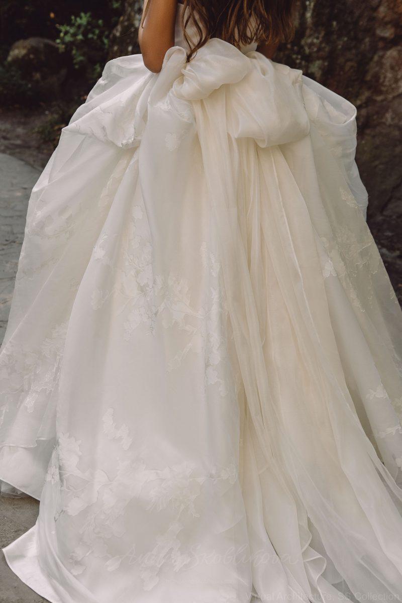 Organza wedding dress - Plantier | Anna Skoblikova | Photo 1