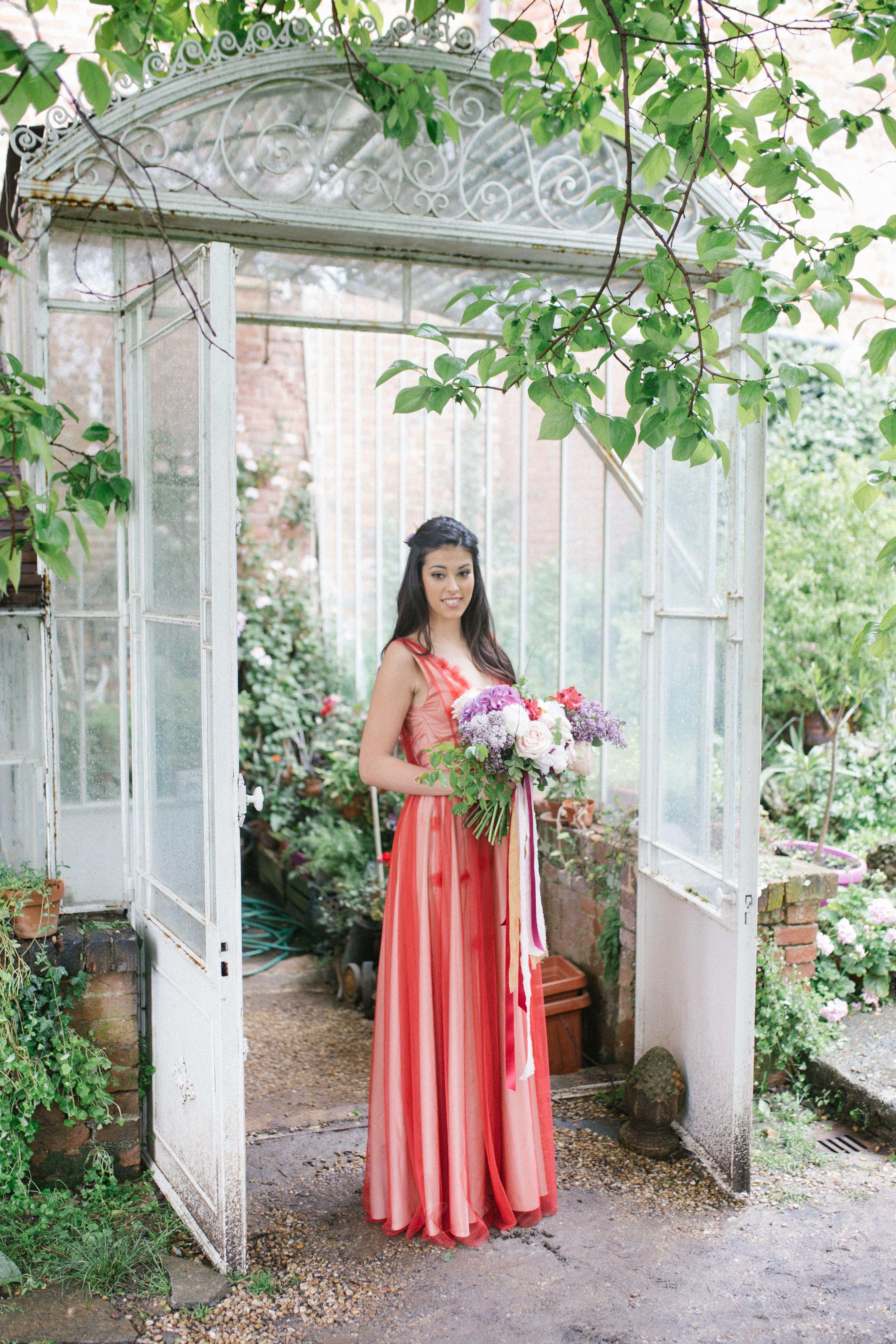 Необыкновенное свадебное платье – 0101 / Anna Skoblikova / Photo 1