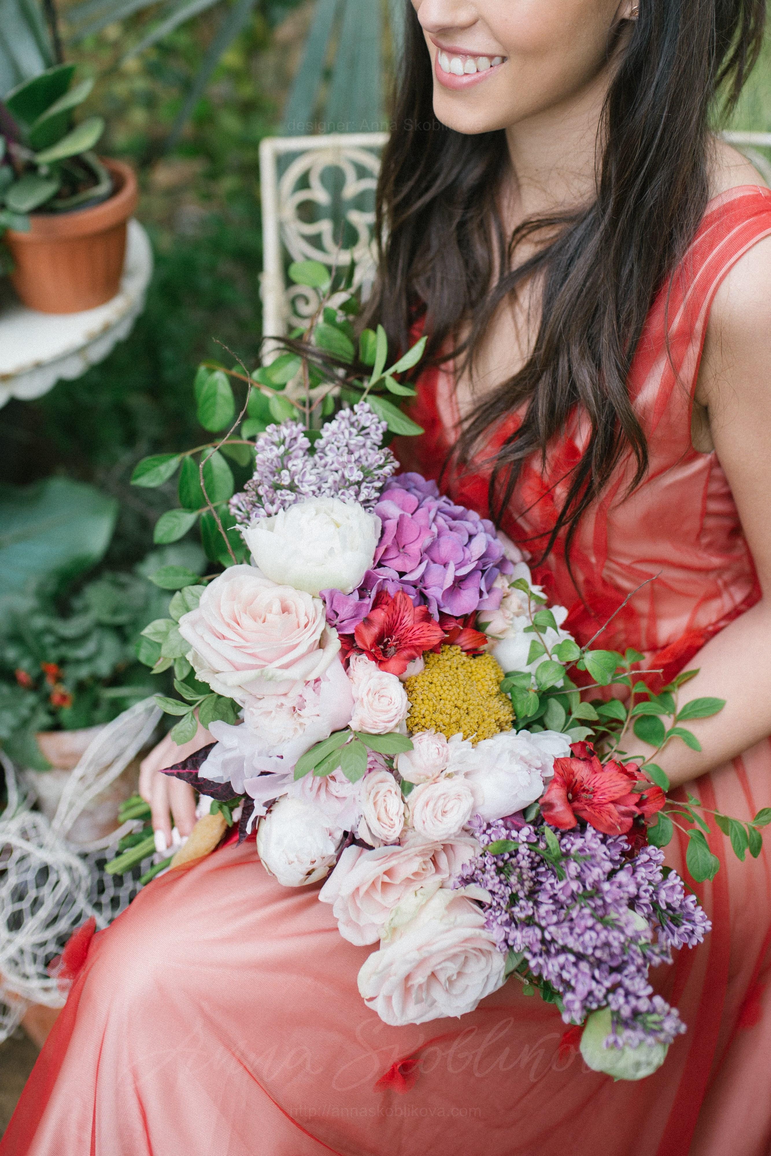 Необыкновенное свадебное платье – 0101 / Anna Skoblikova / Photo 3