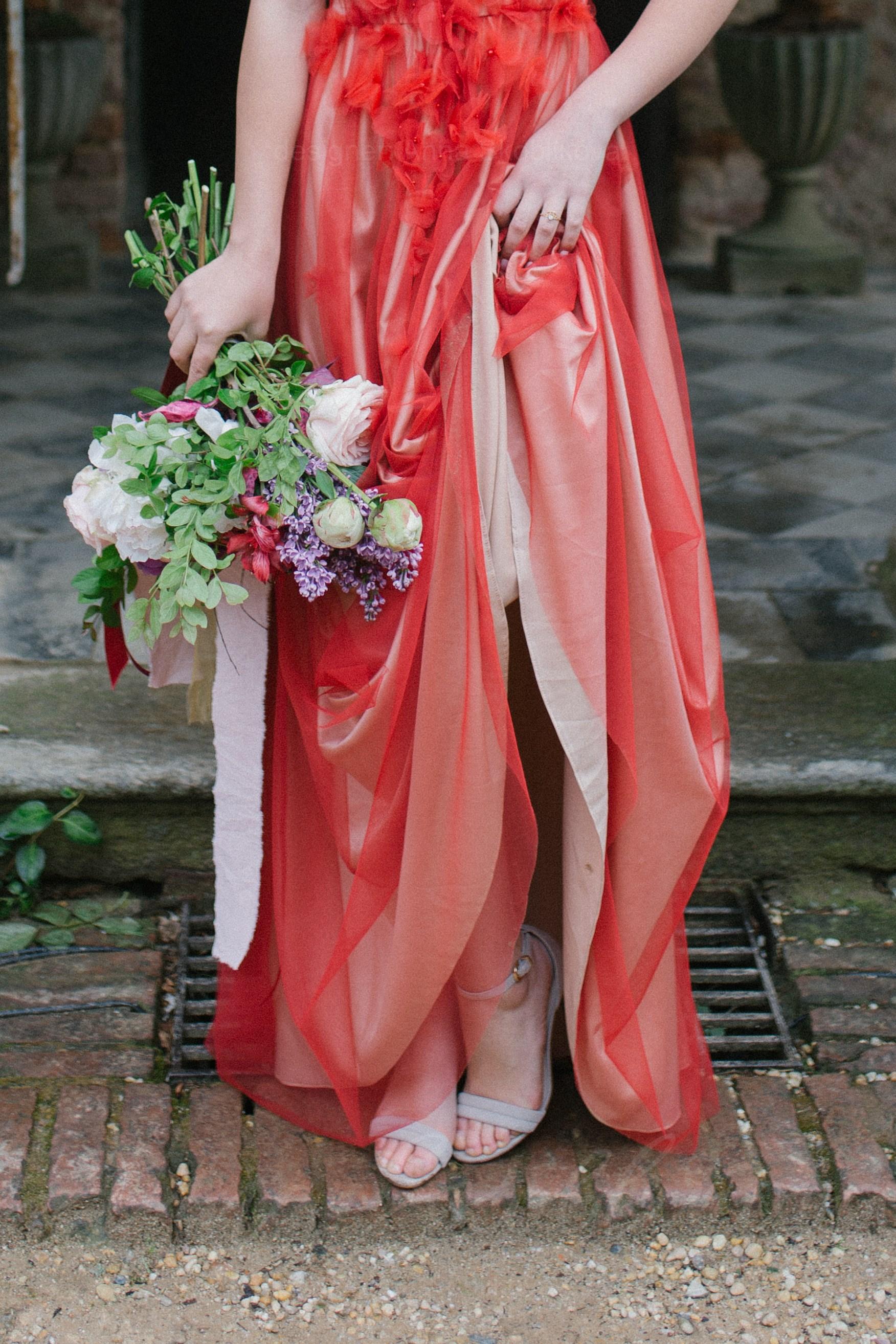Необыкновенное свадебное платье – 0101 / Anna Skoblikova / Photo 12