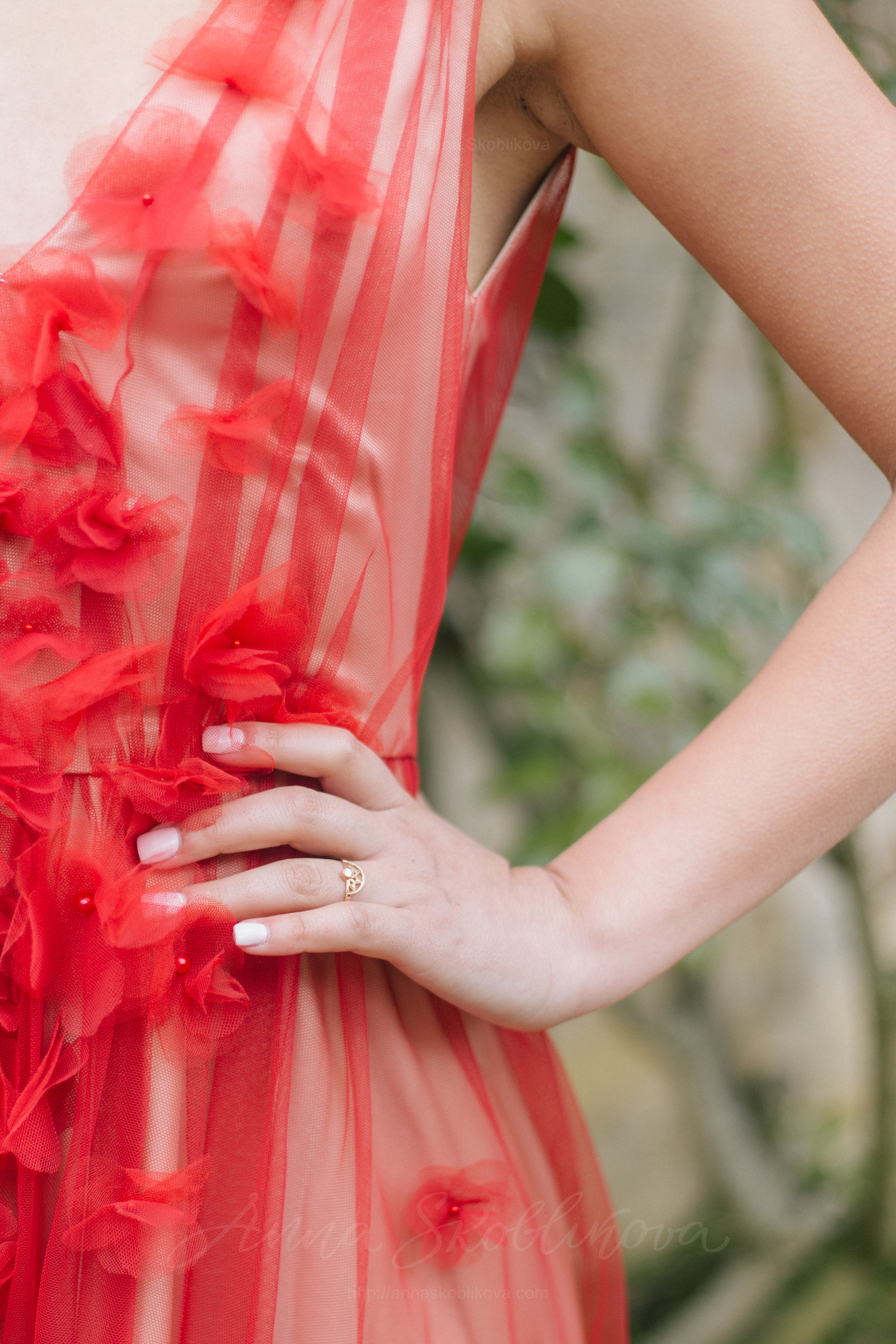 Необыкновенное свадебное платье – 0101 / Anna Skoblikova / Photo 5