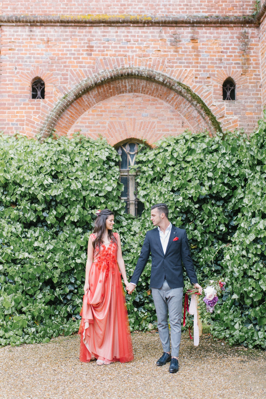 Необыкновенное свадебное платье – 0101 / Anna Skoblikova / Photo 7