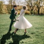 Midi wedding dress - 0134 / Anna Skoblikova | Photo 2